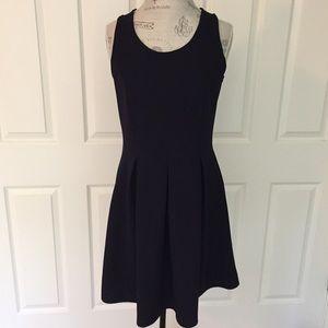Stitch Fix Ezra NWT Malloy Navy Fit & Flare Dress