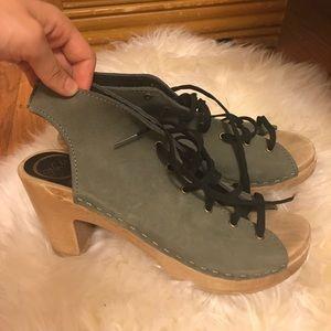 no. 6 Shoes - no. 6 clogs