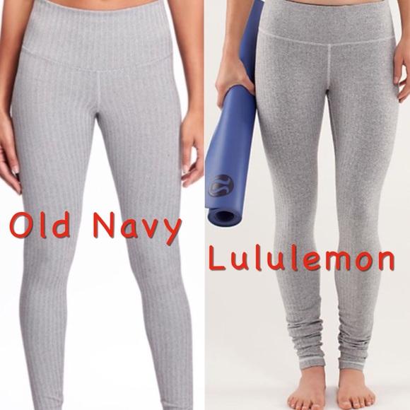 6074452698afb Old Navy ghost herringbone high waisted leggings. M_5952e7124127d0353c0d326a