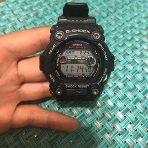 G-Shock Accessories - Black G-Shock