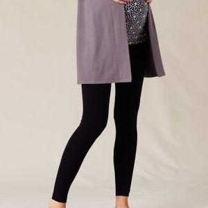 Boden Pants - Boden Maternity Leggings, Black, Size 4