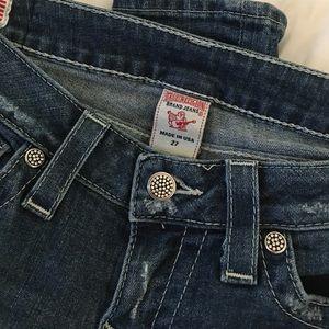 True Religion Denim - Gorgeous diamond detail buttons True Religion Jean