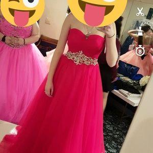Alyce Paris Dresses & Skirts - Alyce size 2 prom dress