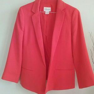 Club Monaco Jackets & Blazers - CLUB MONACO Tangerine Orange Blazer 0