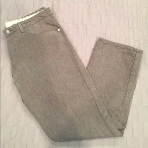 Agave Other - Agave Men's Pragmatist Miramar Linen Jeans, Sz  38