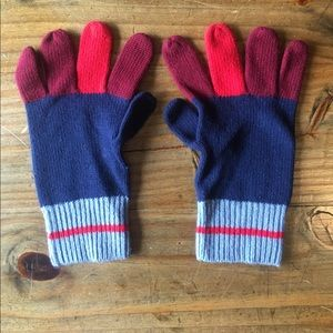 Jack Spade Other - Jack Spade Men's Wool Blend Knit Gloves