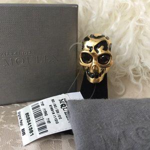 Alexander McQueen Jewelry - Alexander McQueen Skull Ring