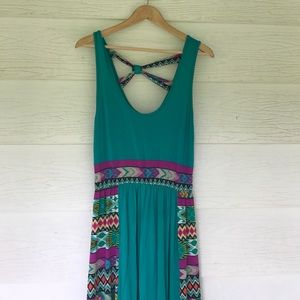 emerald Dresses & Skirts - Maxi dress 1X
