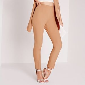 Missguided Pants - High waisted trousers