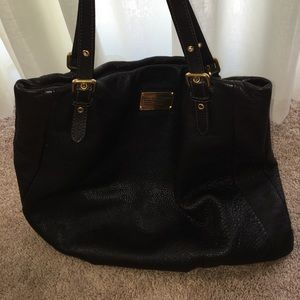 Marc by Marc Jacobs Large Black Workwear Tote