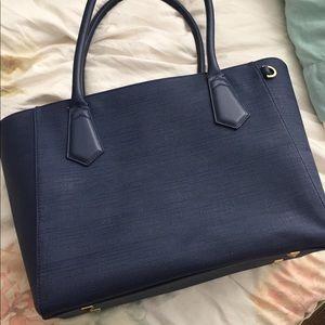 Dagne Dover Handbags - Dagne Dover Classic in Dagne Blue (pristine!)