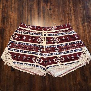 Freshman Pants - Super Cute Cotton Shorts!