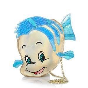 Danielle Nicole Handbags - Danielle Nicole Mermaid Flounder Disney purse