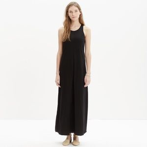 Madewell Dresses & Skirts - Madewell split front maxi dress