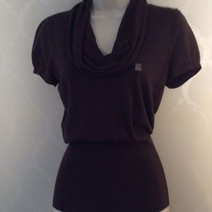 EXPRESS BROWN SWEATER