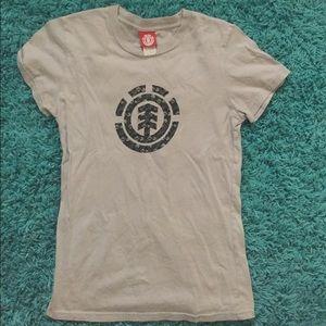 Element Tops - Woman's Element logo t-shirt