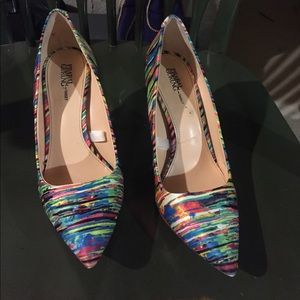 Prabal Gurung for Target Shoes - Multicolor heel