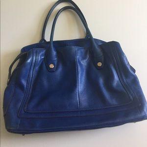 B Makowsky Handbags - Cobalt blue B. Makowsky bag