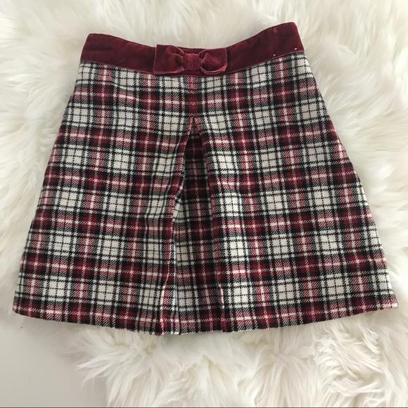 876025c1fd Gymboree Bottoms | Plaid Mini Skirt | Poshmark