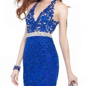 Alyce Paris Dresses & Skirts - Blue Alyce Paris short dress