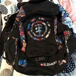 Element Handbags - Element Backpack