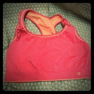 Champion double dry sports bra XL