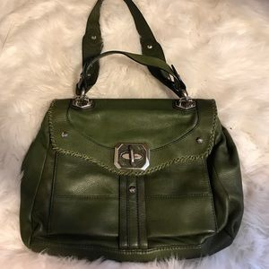 orYANY Handbags - Olive green Oryany leather handbag