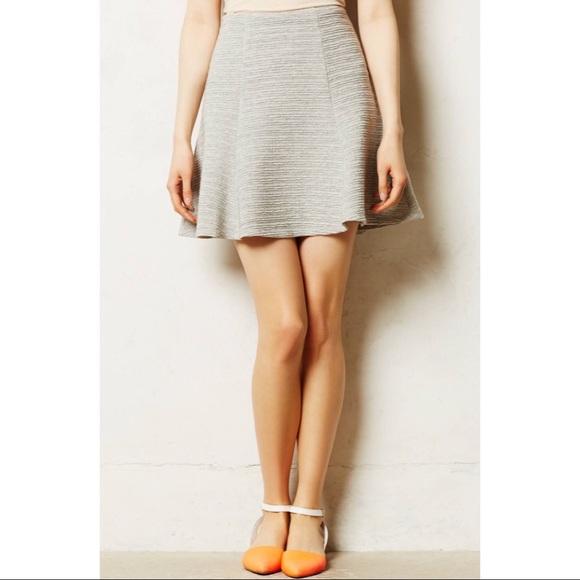 a6d74f7478bc Anthropologie Dresses   Skirts - Maeve Crossroad Swing Skirt