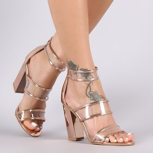 Mark & Maddux Shoes - Mark & Maddux nude heel ON DEMAND