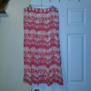 Dress Barn Dresses & Skirts - Dress barn skirt coral colors
