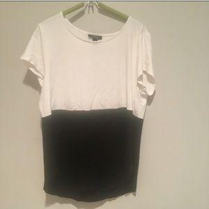 Alfani Tops - Color block blouse