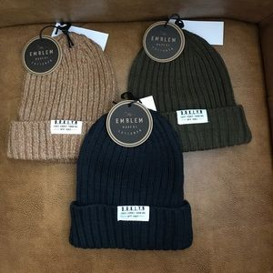 Cotton On Other - 3 Beanie caps