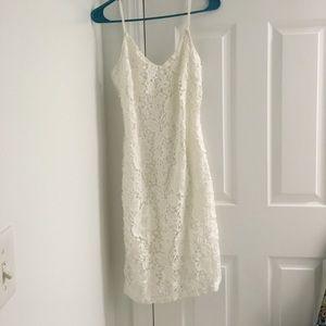 l'atiste Dresses & Skirts - White lace l'atiste dress