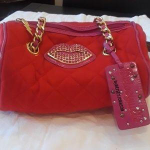 Betsy Johnson Handbags - Betsy Johnson purse