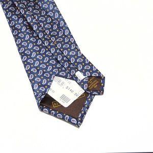 Robert Talbott Other - NWT Robert Talbott Best Of Class Paisley Silk Tie