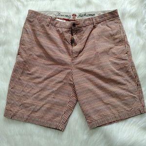 Tommy Bahama Other - Tommy Bahama soft checkered shorts 36