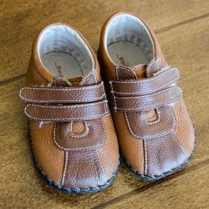 pediped Other - Pediped Leather Toddler Shoes