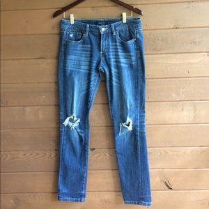 Vigoss Denim - Vigoss distressed Jeans