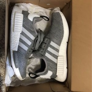 adidas Shoes - Grey Adidas NMDs !!FINAL SALE! 4031dd810