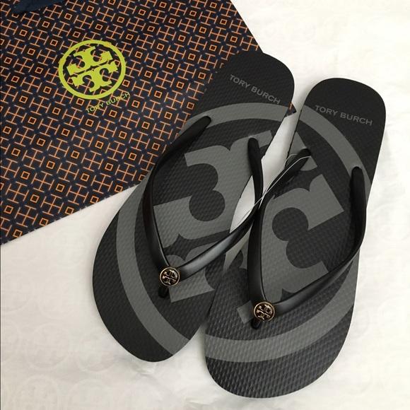 377a919c1a1d38 NWT Authentic Tory Burch Flip Flops (Size 10)