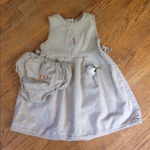 Baby Gap Sundress With Bloomers
