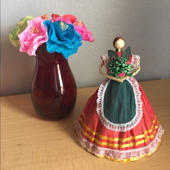 Other Papermache Flowers Poshmark