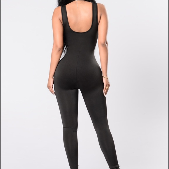 bce4e61e7db Nova Boost Jumpsuit Black