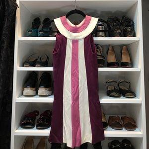 Balenciaga Mod-Style Mini Dress