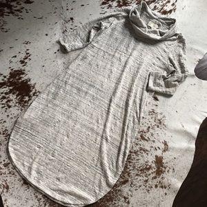Anthropologie Dresses & Skirts - Anthro Saturday Sunday cowl neck sweater dress