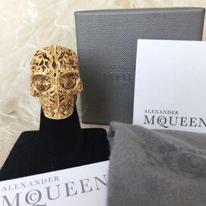 Alexander McQueen Jewelry - Alexander McQueen Filigree Ring