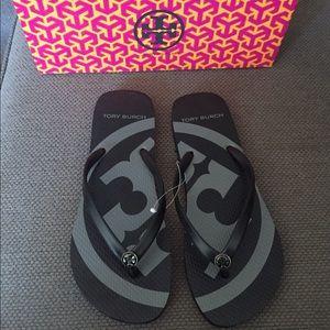 Tory Burch Shoes - Tory Burch Emory Flip Flops