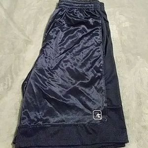 And1 Other - Men's Navy AND1 Basketball Shorts NWOT-XL