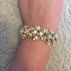 Jewelry - Multicolored gold bracelet