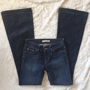 J Brand Pants - J Brand bell bottom jeans style 722 dkv